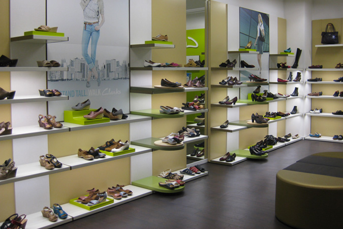 Clarks Shoes Shop In Singapore